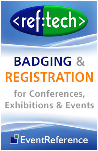 Reftech: Badging and Registration for Conferences, Exhibitions and Events